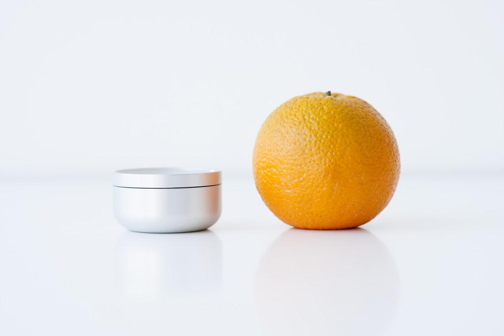 knob orange b